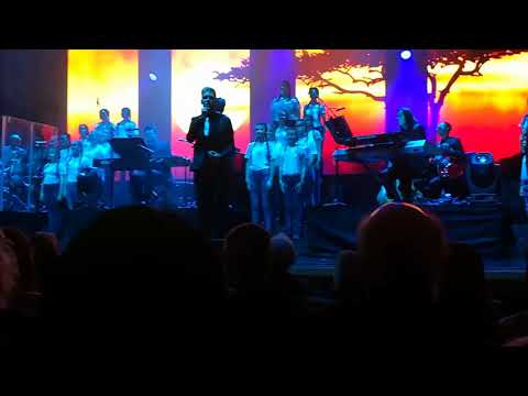 Collabro HOME tour Opening night rpool Philharmonic 241017  Lion King medley