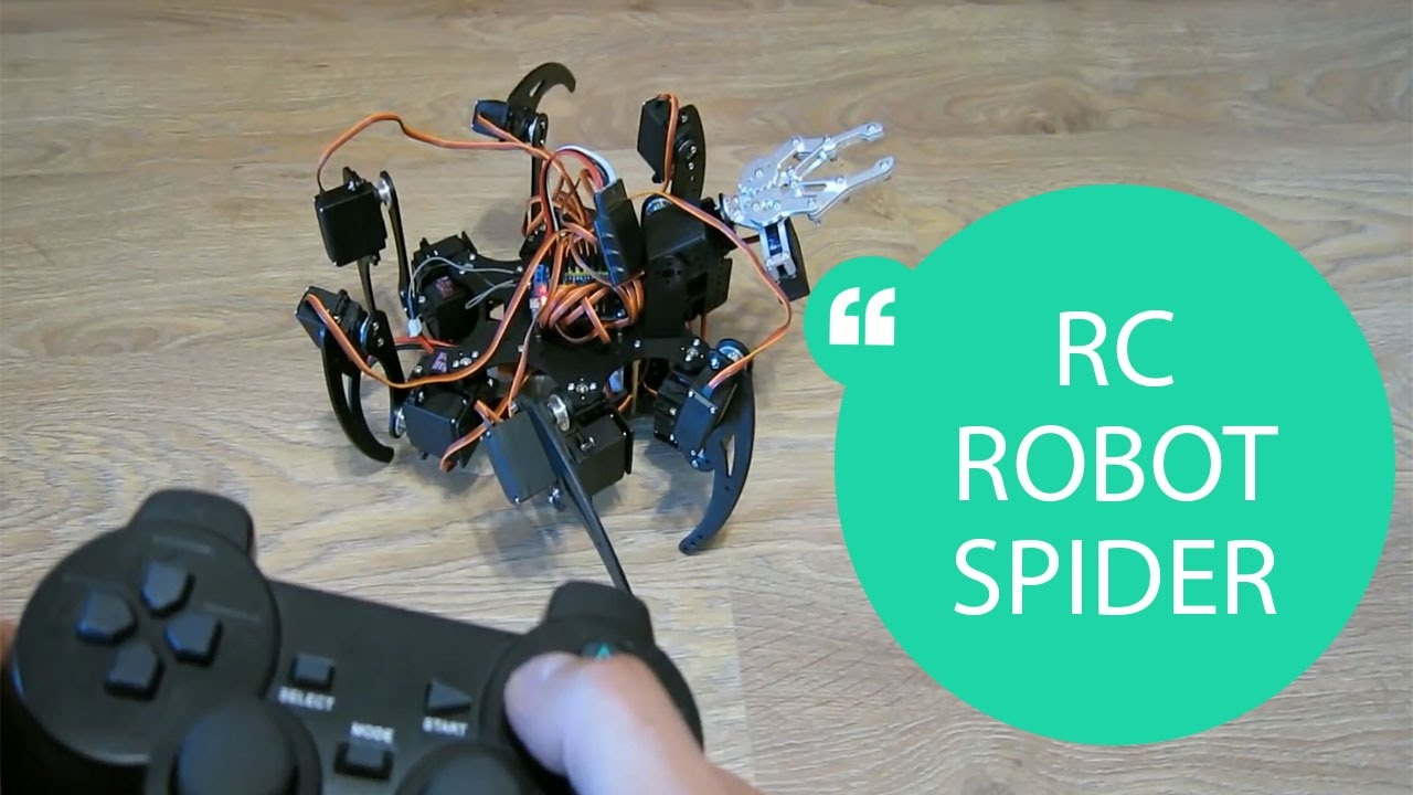 How to Build a Remote Controlled Robot recommendations