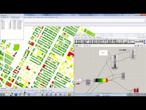 2.3: Data Visualization - Graphics with Grasshopper