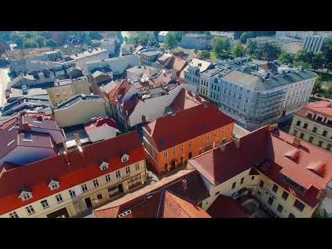 Podniebna Bydgoszcz - Bocianowo, Śródmieście, Stare Miasto