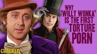 Why 'Willy Wonka' Is The First Torture Porn