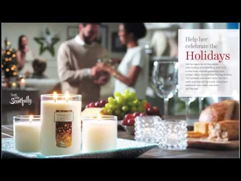 Yankee Candle   FallHoliday 2016 Wholesale Source Book
