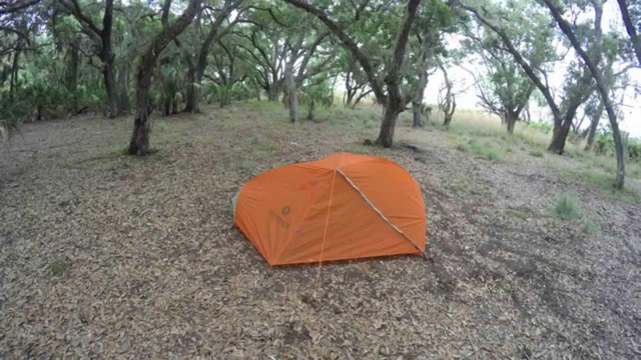 Marmot Pulsar 1P Tent Setup & Marmot Pulsar 1P Tent Setup - YouTube