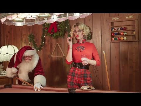 Katy Perry Cozy Little Christmas.Katy Perry Cozy Little Christmas Music Video Teasers