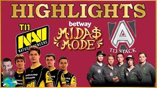Na39;Vi vs Alliance Highlights  Betway Midas Mode 2