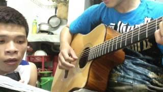 Giọt Sương Trên Mí Mắt - Acoustic Guitar Cover