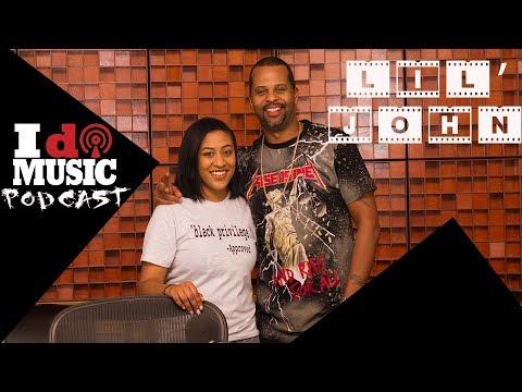 I dO MUSIC Podcast: Episode 16 ft. Lil' John Roberts (Drummer, Producer)
