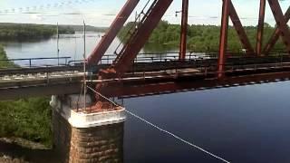 Мост ч-з р. Бирюса, г. Бирюсинск