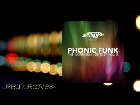 Phonic Funk - I want you