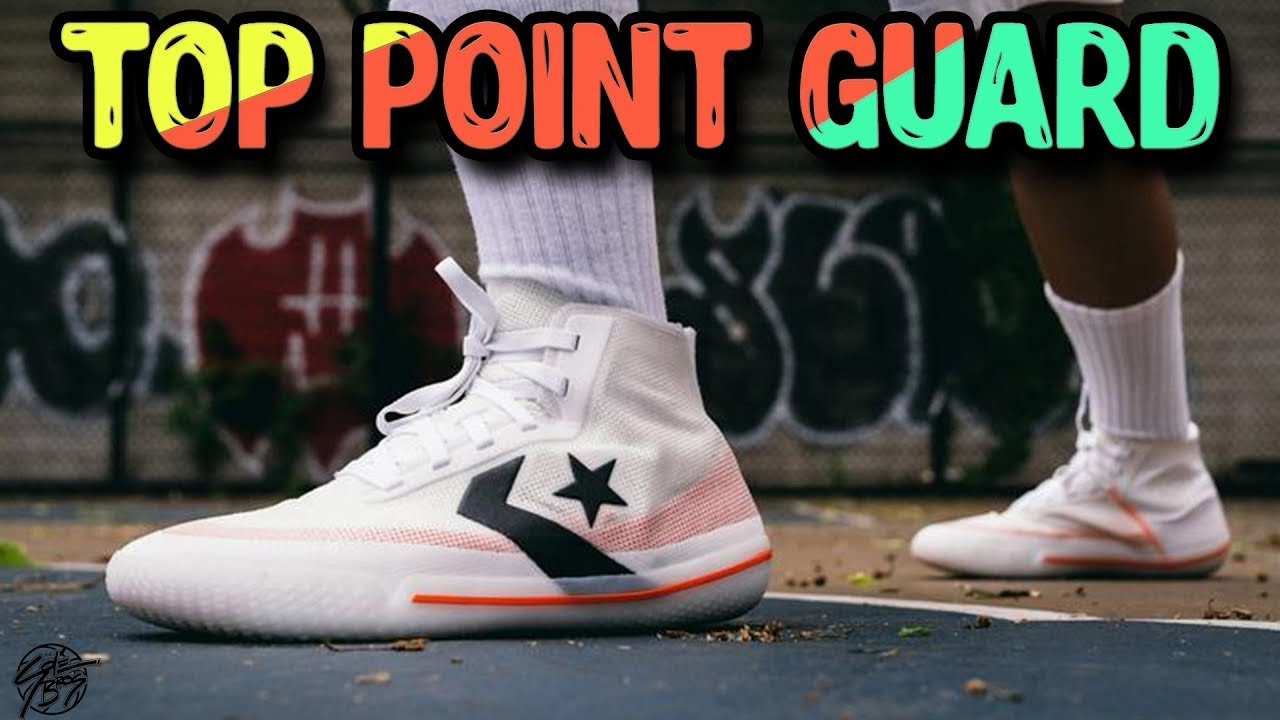 Top 10 Basketball Shoes for Point