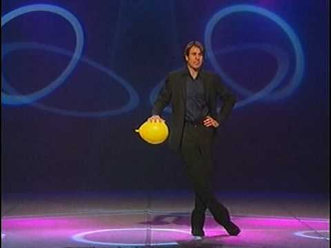 Rob Spence: The balloon