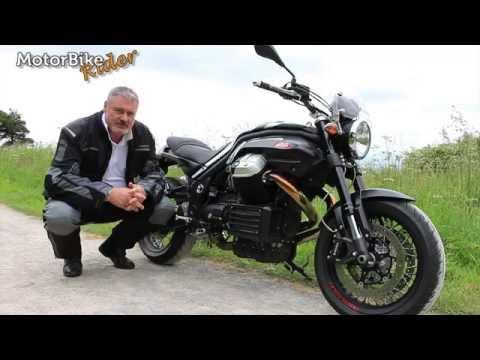 Moto Guzzi Griso MotorBike Rider Magazine Video Review