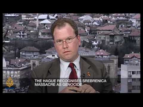 Inside Story - Serbia Srebrenica apology