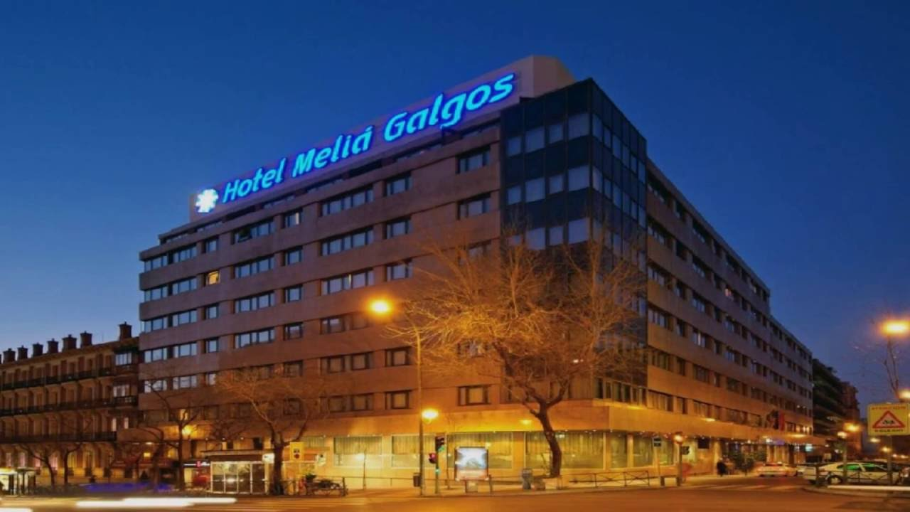 Melia Galgos Hotel Madrid Spain