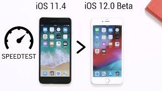 Hiệu năng iOS 12 beta 1 trên iPhone cũ có nhanh hơn như Apple nói?