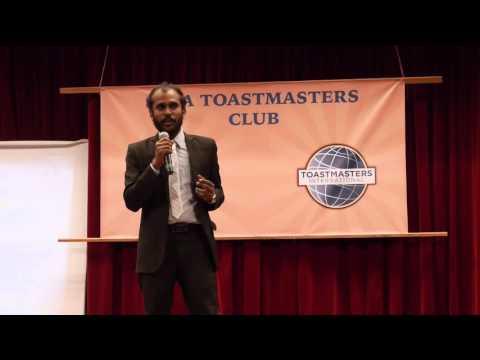 Singapore Ceylon Tamils Association Toastmasters Club Inauguration Ceremony Part 3