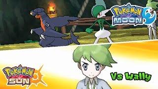 Pokemon Sun & Moon: Super Double Battle! Wally (HQ)