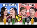 We Try The TWIN TELEPATHY Challenge With REAL TWINS Videos [+50] Videos  at [2019] on realtimesubscriber.com