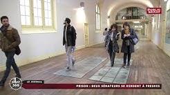 Prison : visite surprise de deux sénateurs à Fresnes