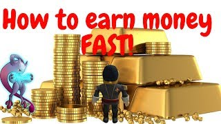 HOW TO EARN MOΝEY EVEN FASTER! (ROBLOX Project: Pokemon)