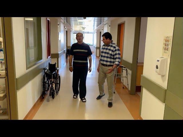 Aρθροπλαστική ΔΕ γόνατος FAST TRACK - Αμεση βάδιση μετεγχειρητικά! - Μονοήμερη νοσηλεία!