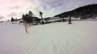 Skiing at Afton Alps