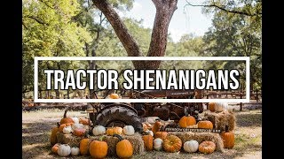 Tractor Shenanigans: Alternative Uses for Your Tractor