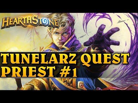 TUNELARZ QUEST PRIEST #1 - Hearthstone Decks std