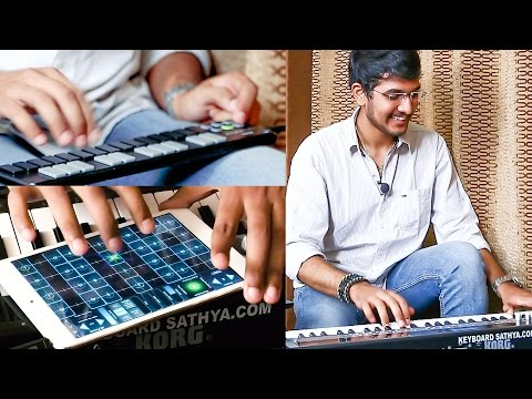 Goosebumps! Carnatic Music On Keyboard   Sathyanarayanan Unplugged   MY 84