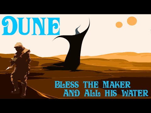 Dune: Arrakis! the Desert Planet- Dune Month