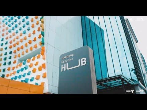 Inside Bandung Creative Hub