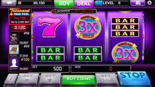 Classic 777 - Vegas Deluxe 🎰 Android Gameplay Vegas Casino Slot Jackpot Big Mega Wins Spins