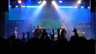Firewind - Destination Forever @ KYTTARO Live Club 21/12/2012