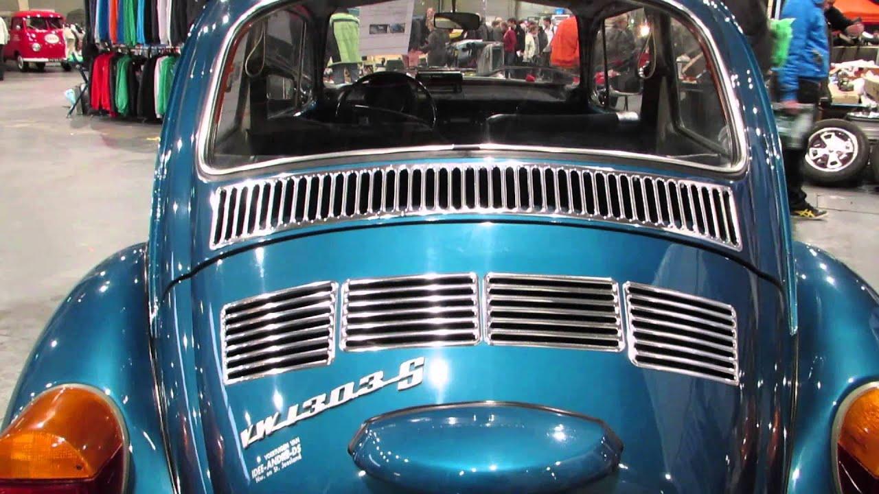 vw 1303S beetle @ kwf maastricht 2014 - YouTube