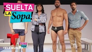 Video Suelta La Sopa | David Chocarro se quita la ropa por amor al arte | Entretenimiento download MP3, 3GP, MP4, WEBM, AVI, FLV Juli 2018