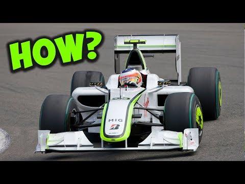 How Did Brawn GP Dominate F1 2009?