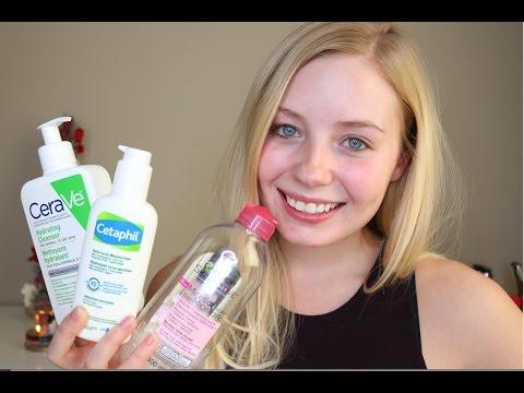 Best Drugstore Skincare for Dry + Sensitive Skin