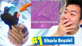 VENCI TROLLANDO O INIMIGO NA ÚLTIMA SAFE DO JOGO!! - Fortnite Battle Royale