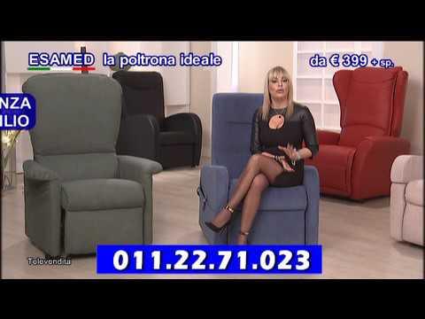 Televendita Poltrone Relax.Televendita Poltrone Esamed