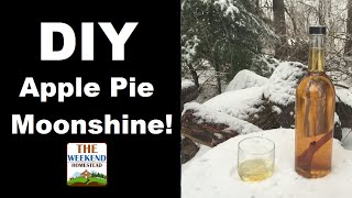 DIY: Apple Pie Moonshine (No Still Needed!)