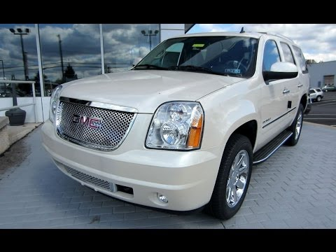 2014 gmc yukon denali youtube. Black Bedroom Furniture Sets. Home Design Ideas