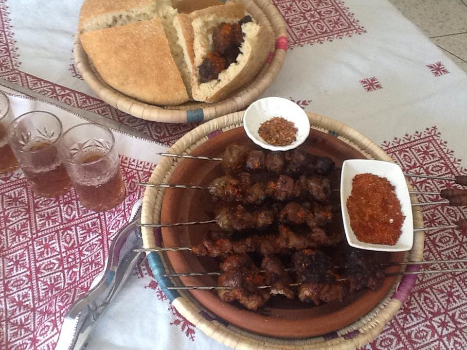 strange food in Morocco? | Morocco - Lonely Planet Forum ...