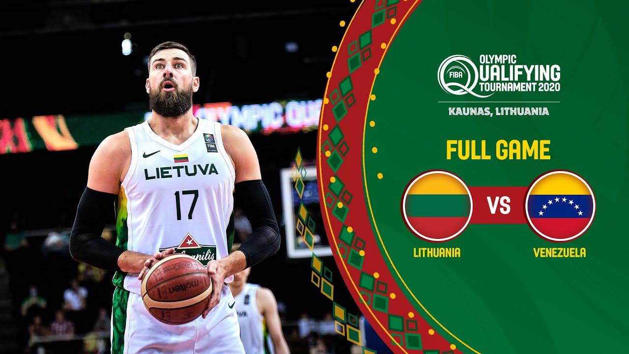 Lithuania v Venezuela | Full Game