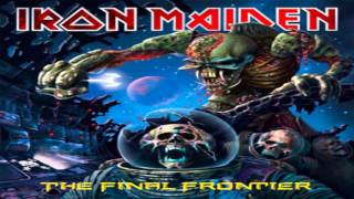 #15 The Final Frontier (2010) - Iron Maiden (Full Album)