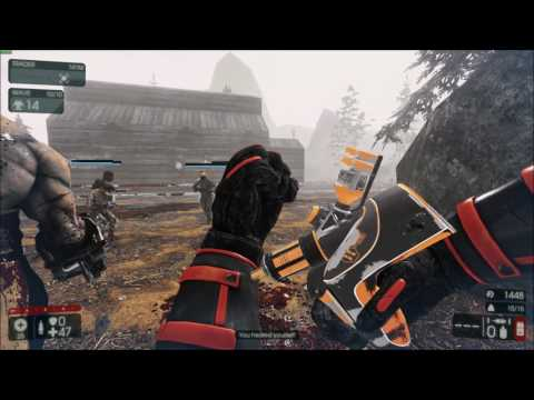 Killing Floor 2: Medic gameplay on CanvilleRM (Hell on Earth)