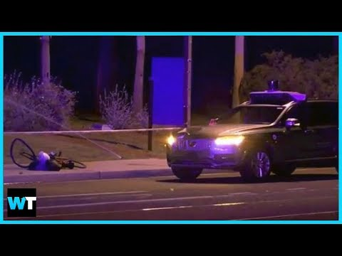 Is Uber Responsible For Self-Driving Car That Killed Pedestrian?   What