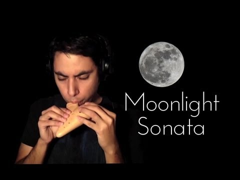 Moonlight Sonata on Double Ocarina