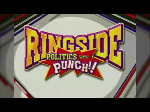 Ringside: Politics with a Punch 1926: Mikey Brown, Angel's Grove, Pierre McGraw