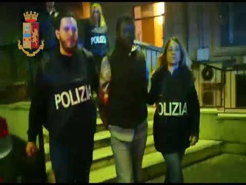 Desirée violentata e uccisa a Roma, gli arrestati dalla Polizia di Stato