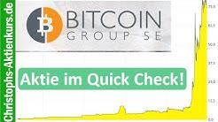 BITCOIN GROUP SE Aktie | Geschäftsmodell - Bilanzanalyse - Bewertung